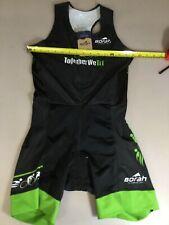 Mt Borah Womens Size Medium M Tri Triathlon Suit (6910-68)