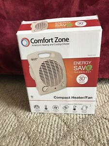 Comfort Zone CZ35E Personal Heater - 1500W Heating Appliance with Energy Save