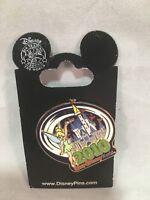 Disney Pin Tinkerbell 3D Castle WDW 2010