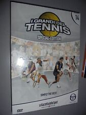 DVD N° 14 I GRANDI DEL TENNIS SPECIAL EDITION SIMPLY THE BEST