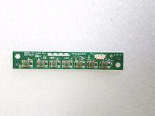 Toshiba 50L2200U Key Button Board  454C3L51L01 REV:1A SRD50T VTV-K50601