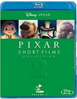 Pixar Shorts - Volume 2 [Blu-ray] [Region Free] [DVD][Region 2]