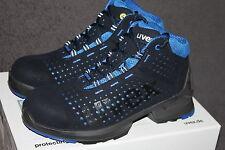 Uvex 1 Stiefel ESD S1 Gr.40 Neu! Sicherheitsschuhe. Arbeitsschuhe. Stiefel.