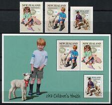 Neuseeland New Zealand 2013 Gesundheit Medizin Health Pets 3053-54 Block 315