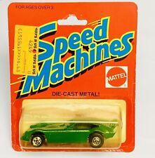 Hot Wheels Blackwall Speed Machines Green Vega Bomb