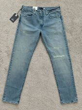 LEVIS MADE AND CRAFTED LMC 502 MADE IN JAPAN NITCHIBOTSU 34X34 SELVEDGE