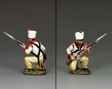 KING & COUNTRY REMEMBER THE ALAMO RTA104 MEXICAN SOLDIER KNEELING READY MIB