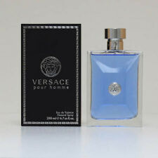 VERSACE POUR HOMME by Gianni Versace 6.7 oz edt Cologne Spray Men * New In Box