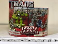 Transformers Movie Robot Heroes Movie Series Ratchet & Megatron