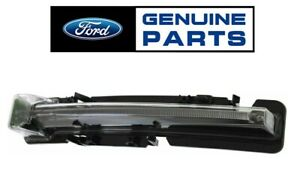 Genuine Driver Left Parking Light Assembly For Ford Taurus 10-14 NSF Certified