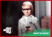 JOE 90 - READY TO SHOOT - Card #03 - GERRY ANDERSON COLLECTION - Unstoppable
