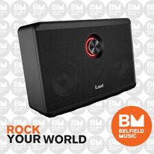 IK Multimedia iLoud Portable Studio Monitor 40w Inputs Bluetooth, Guitar, Line