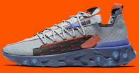 Nike React WR ISPA Wolf Grey Blue UK 10 US 11 Force 1 90 95 97 98 OG ACG Outdoor
