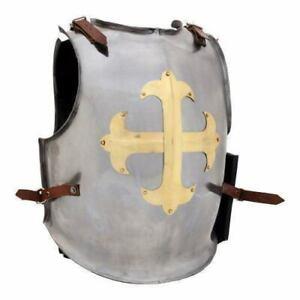 Medieval Collectibles Breastplate Warrior Armor Jacket Halloween Costume Replica