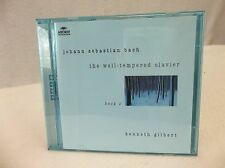 CD - Bach - The Well Tempered Clavier Book 2 - 1984