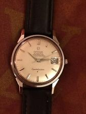Omega Constellation Chronometer Automatic Mens Watch Vintage