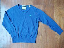 Scotch Shrunk by Scotch & Soda Boys Royal Blue V-Neck Sweater Size 6
