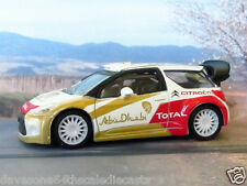 "CITROEN DS3 Racing WRC Abu Dhabi 1:60/3"" (White/Gold/Red) Norev/Racing MIP Car"