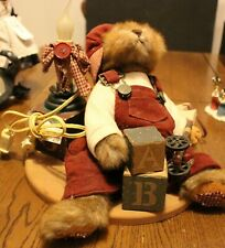 Bear Light with 2 Other Lights; by Karen's Classic Wreaths and Country Crafts