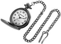 Excellanc Taschenuhr Black Line Mineralglas Uhr Herren Geschenk Neu top WoW