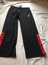 Adidas Climalite Cincinnati Bearcats Gray Athletic Pants Sweatpants  Large NCAA