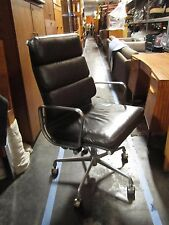Herman Miller Eames Soft Pad Aluminum Group Executive Chair (MR5559)