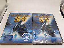 The Polar Express (Dvd, 2008, 2-Disc Set, 3-D) Brand New Sealed