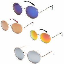 Designer Metal Mirrored Sunglasses & Sunglasses Accessories for Women