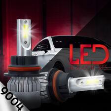 XENTEC LED HID Headlight Conversion kit 9004 HB1 6000K for 1990-1991 Lexus ES250