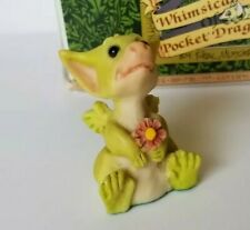 """""""Pocket Posey"""" Whimsical World of Pocket Dragons by Real Musgrave with Box"""