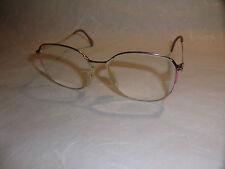 Brille kultige Brille 80´er Gleitsichtbrille Metallgestell Damen selten Sammeln