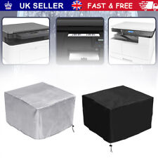 More details for black/silver printer protective office washable polyester anti-dust cover home.
