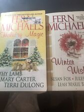 Fern Michaels Holiday magic and winter wishes