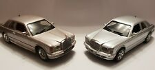 Promo Rolls Royce coupé Silver Seraph / Bentley Arnage kit 1/43 base Minichamps