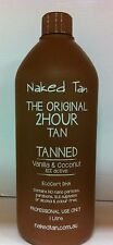 Naked Tan 2 Hour Tanned Solution - 1L