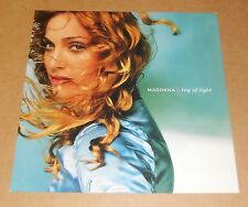 Madonna Ray of Light 1999 Double Sided Flat Square Poster 12x12