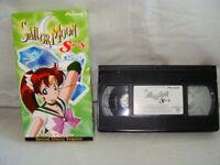 "SAILOR MOON SUPER S VHS Vol. 6. ""Dark Pegasus""  Orig. UNCUT Eng. Ver. Anime RARE"