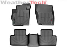 WeatherTech FloorLiner for Mitsubishi Outlander Sport - 2011-2017 - Black