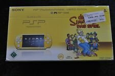 The Simpsons Limited Edition PSP 2004 Sony PSP Boxed