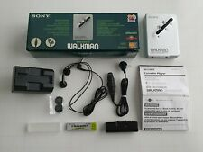More details for vintage sony walkman wm-ex672 personal cassette tape player full metal body