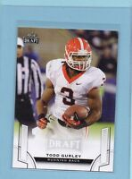 2015 Leaf Draft Rookie Todd Gurley Los Angeles Rams / Georgia Modern INV0077