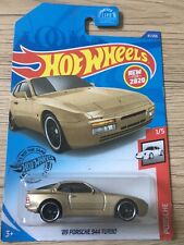 HOT WHEELS 89' Porsche 944 Turbo 2020