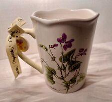 Marjolein Bastin Hallmark Natures Sketchbook Mug Cup A Mother is Love Signed