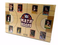 NBA MATH HOOPS Board Game SEALED! Hasbro 2014 Basketball Cards RARE! OOP!