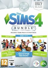 The Sims 4 Outdoor Retreat 2 Stuff Packs Bundle Pack PC Game