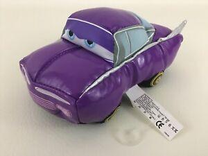 "Disney Cars Purple Ramone Smack Yak Plush Stuffed Toy 6"" Talking Mattel"