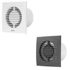 Badlüfter Wandlüfter Küche Ventilator Nachlauf Feuchtigkeitssensor Rückstauklapp