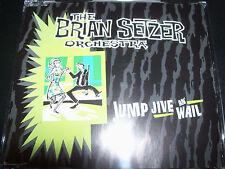 Brian Setzer Orchestra Jump Jive An' Wail Rare 3 Track (Australia) CD Single