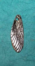 Pendant Wing Charm Butterfly Wing Charm Firefly Wing Dragonfly Flying Bird Wing