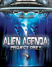 Alien Agenda: Project Grey - A TRUTH REVEALED DVD! FREE U.S. SHIPPING!